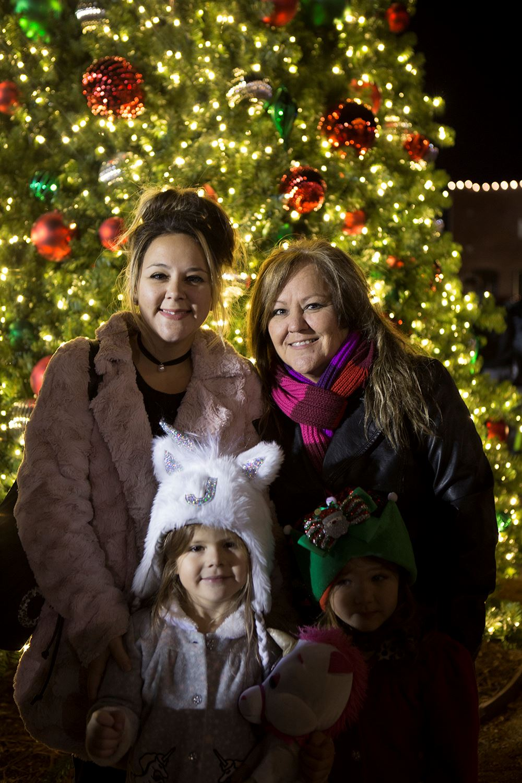 Dec.3 | Christmas  on the Square Tree Lighting