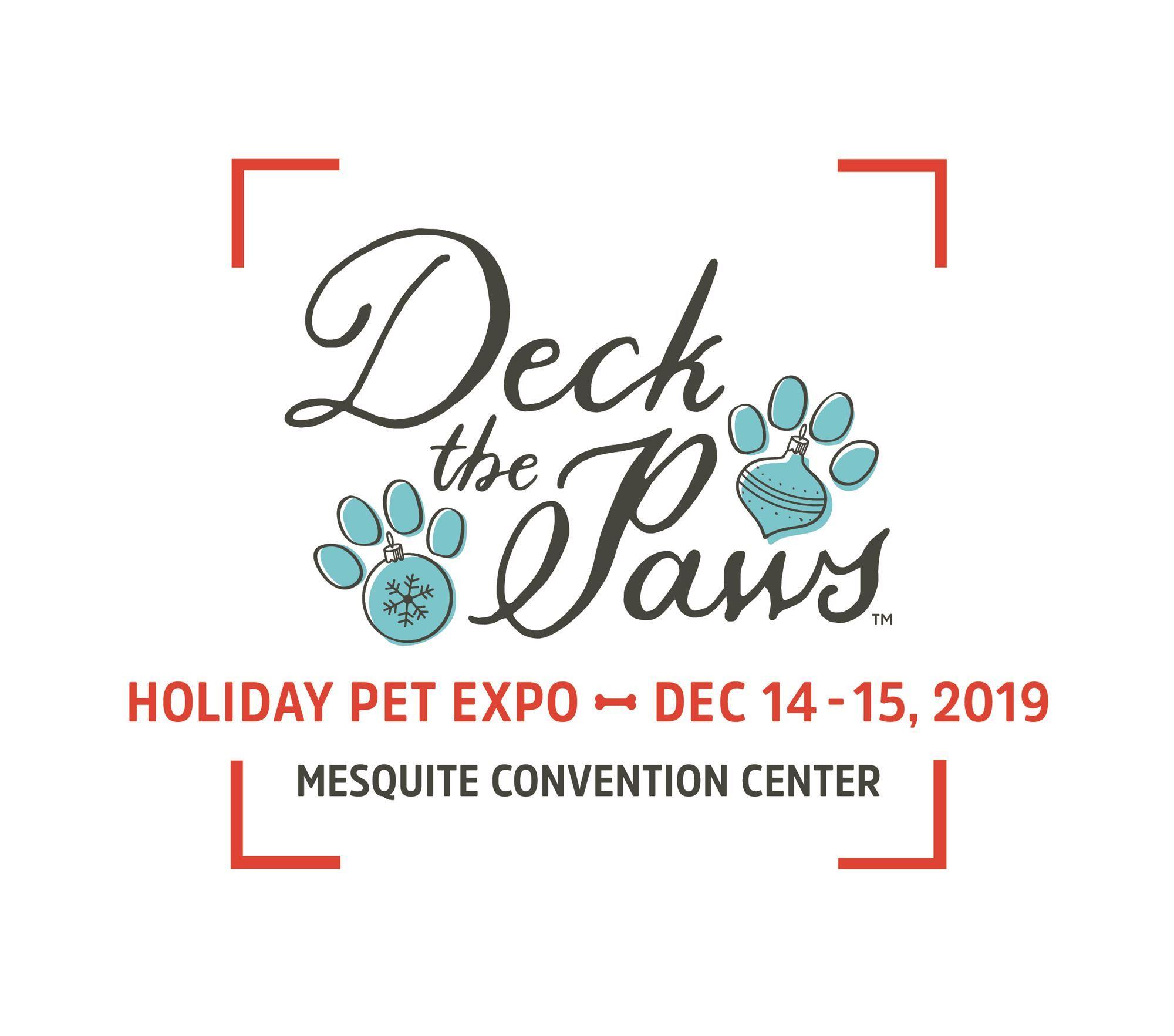Dec. 14 - 15 | Deck the Paws Pet Shopping Extravaganza
