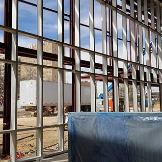 Construction Photos - Feb. 2019