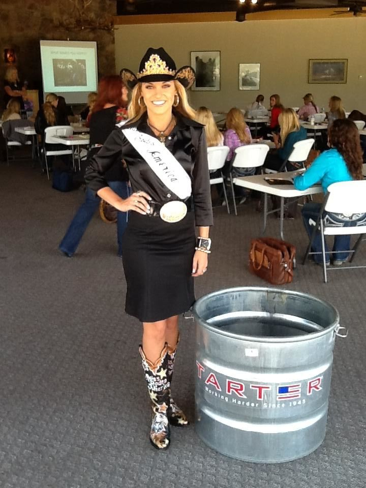 Miss Rodeo America