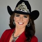 Miss Rodeo<br>North Dakota<br>Hope Ebel