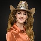 Miss Rodeo Pennsylvania<br>Danielle Thompson