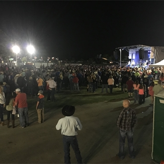 CONCERTS AFTER THE RODEO!