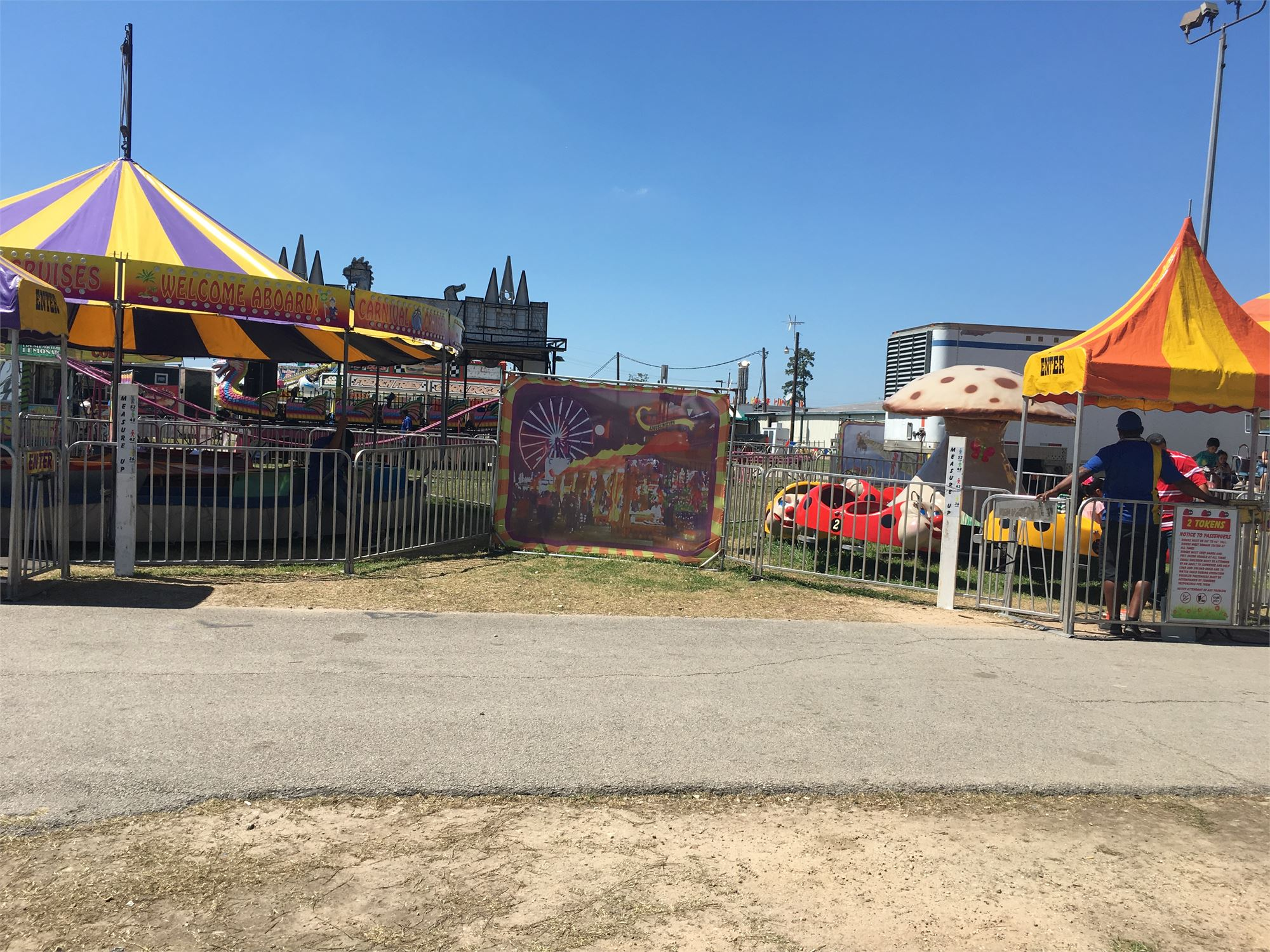 Carnival and Midway Attractions