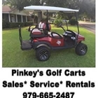 Pinkey's Golf Carts
