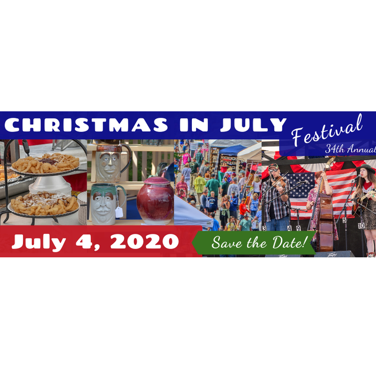 Christmas In July Date 2020 CHRISTMAS IN JULY FESTIVAL
