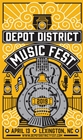 Depot Distrcit Music Fest