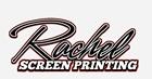 Rachel Screen Printing
