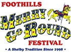 Foothills Merry Go Round Festival