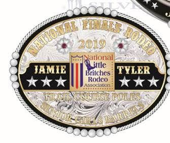 Montana Silver Qualifier Buckle