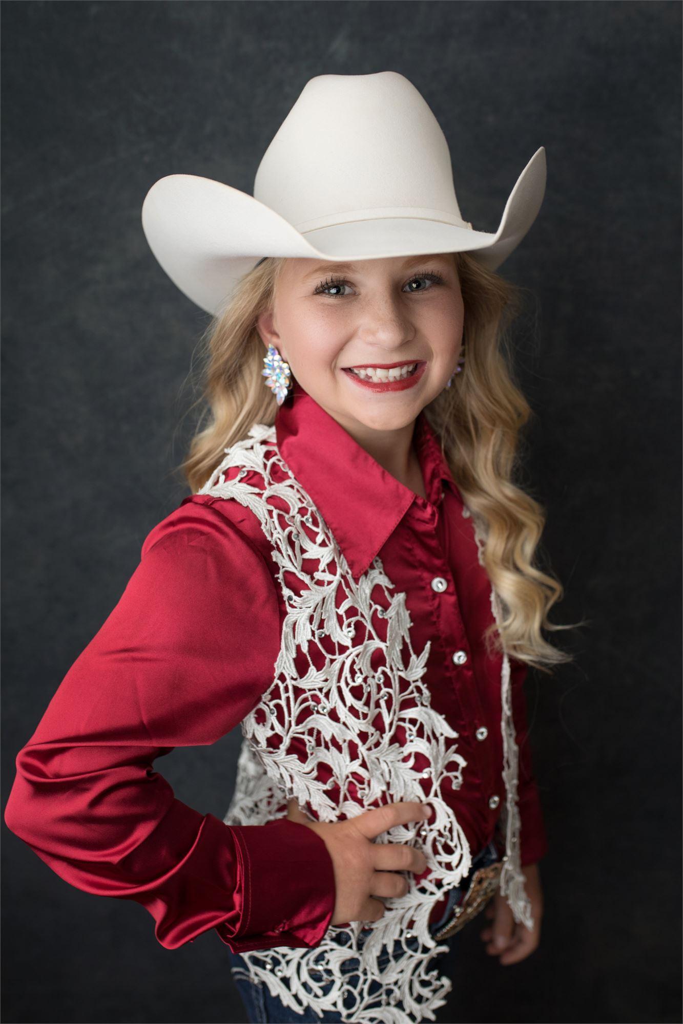 Junior Princess- Addie Mae Quarnberg
