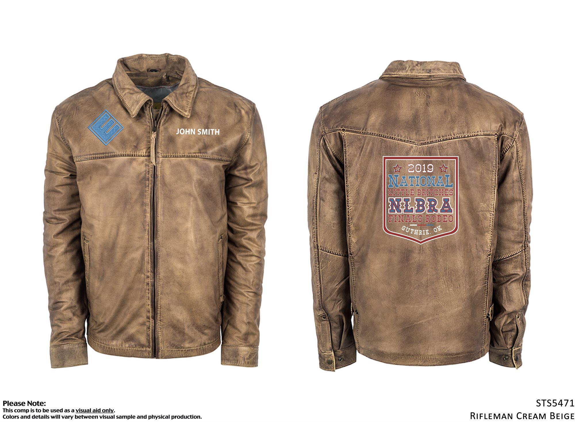 #NLBFR2K19 Jacket