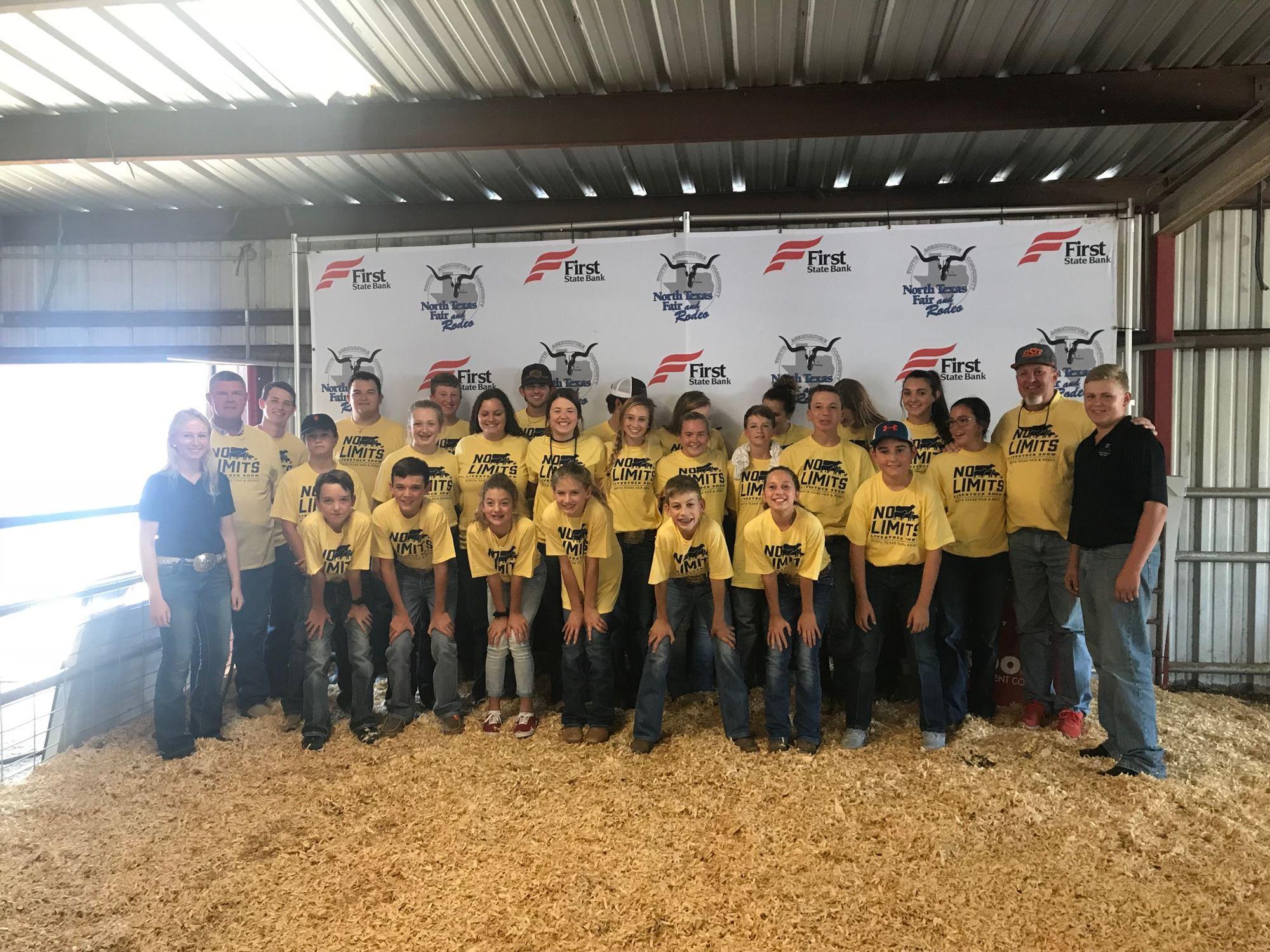 No Limits Livestock Show
