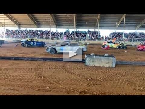 Demolition Derby - Peanut Festival