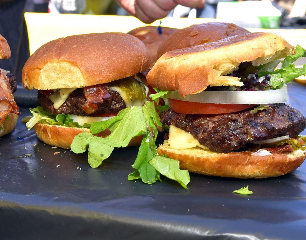 Green Chile Cheeseburger Challenge