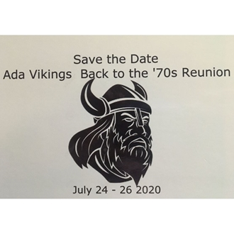 Ada Vikings Back to the 70s Reunion