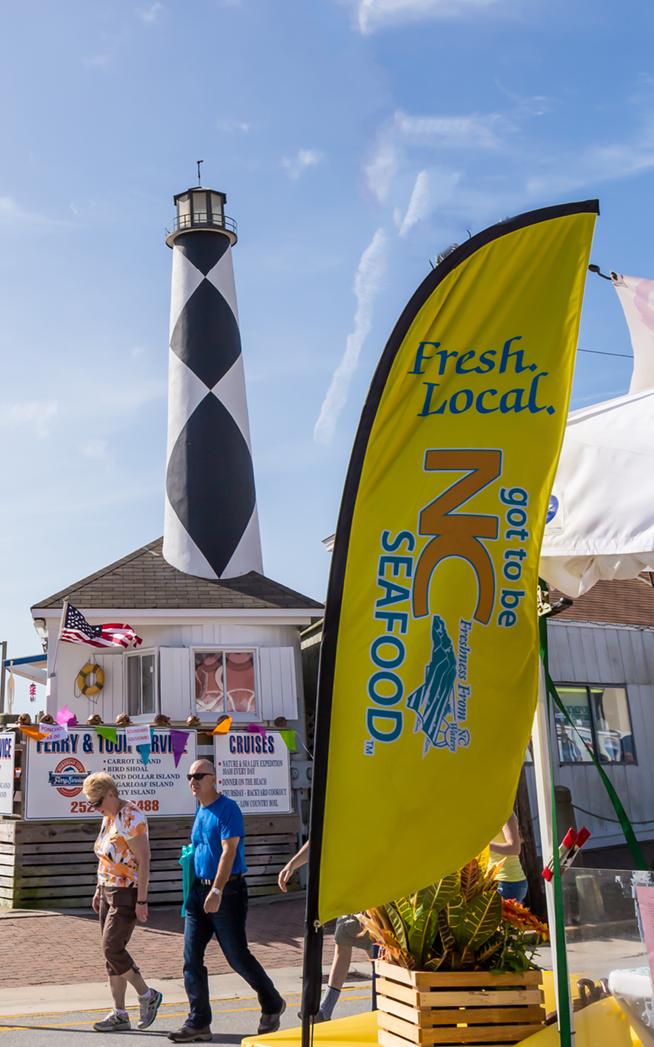North Carolina Seafood Festival 2019
