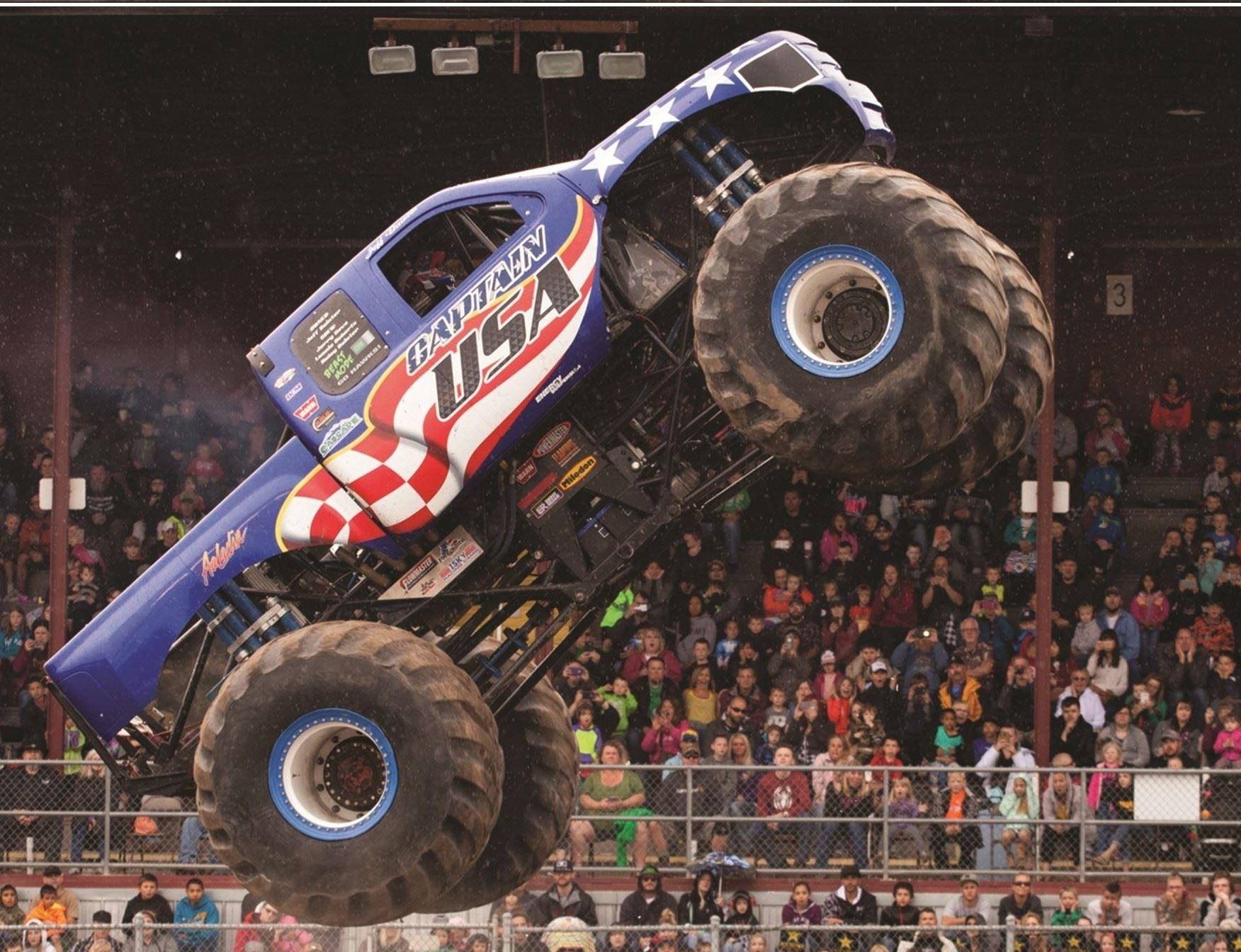 Monster Truck Sponsor