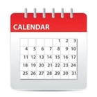 Competitive Exhibits Calendar