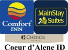 Comfort Inn & Mainstay Suites