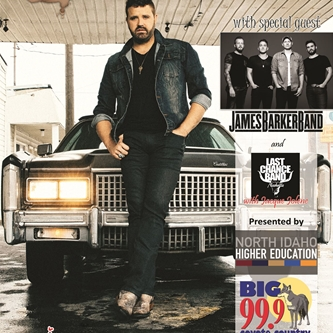 Randy Houser, Coming to CDA