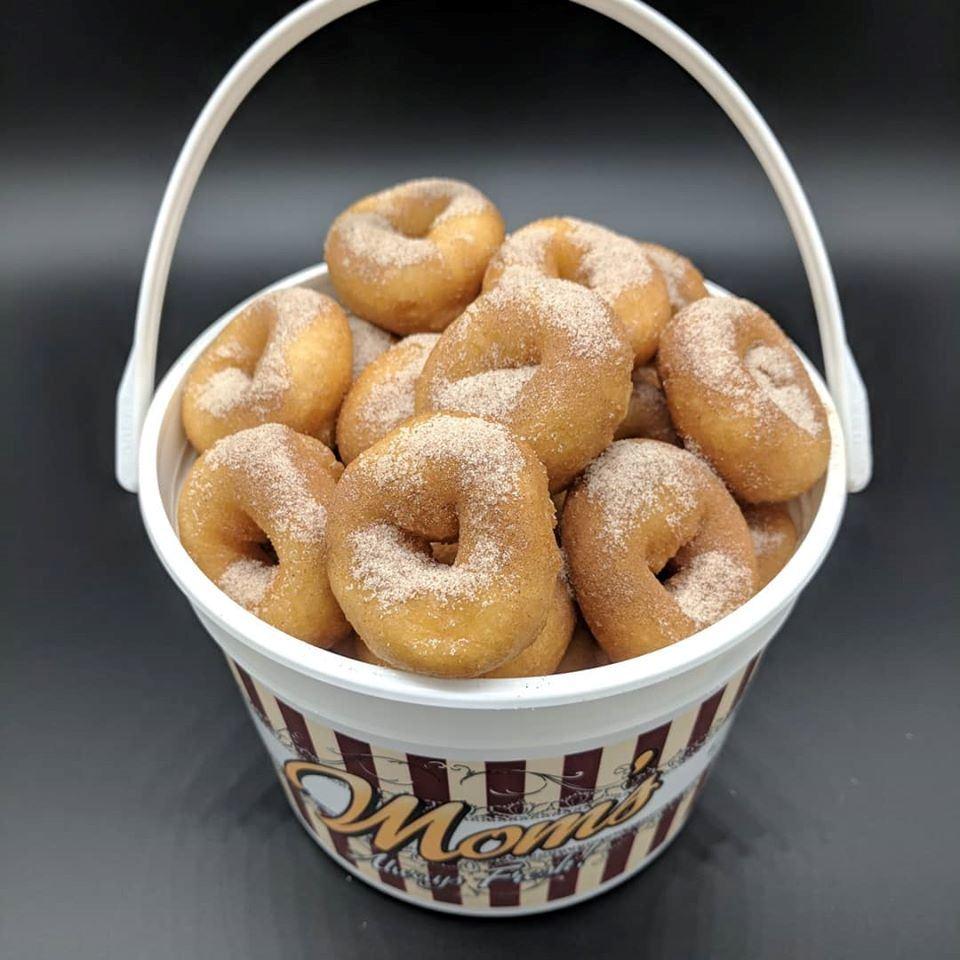 Mom's Mini Donuts