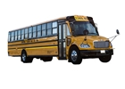 Chippewa Yellow Bus