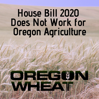 Defeat Cap and Trade Legislation (HB 2020)