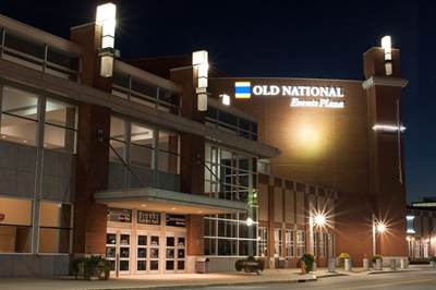 Old National Events Plaza Convention Center
