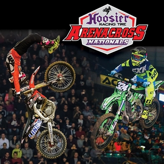 Top Pro and Amateur racers compete on the jump infested Arenacross track for over 10k in cash and prizes. Plus the freestyle by top athletes each night.