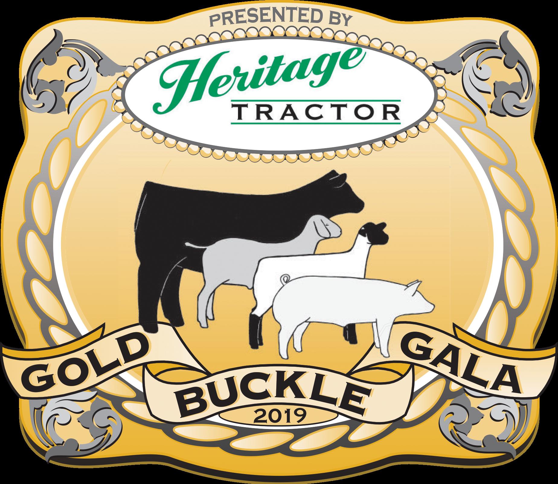 Gold Buckle Gala logo