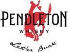 Pendleton Whisky Let'er Buck logo