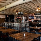 Inside the Stockyard Smokehouse restaurant