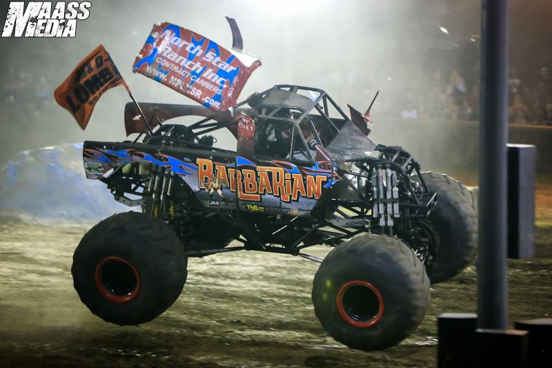 O Reilly Auto Parts Outlaw Nationals Monster Truck Show