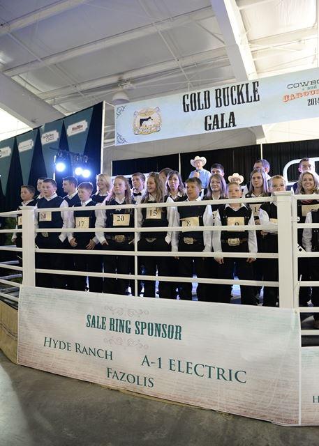 Gold Buckle Gala