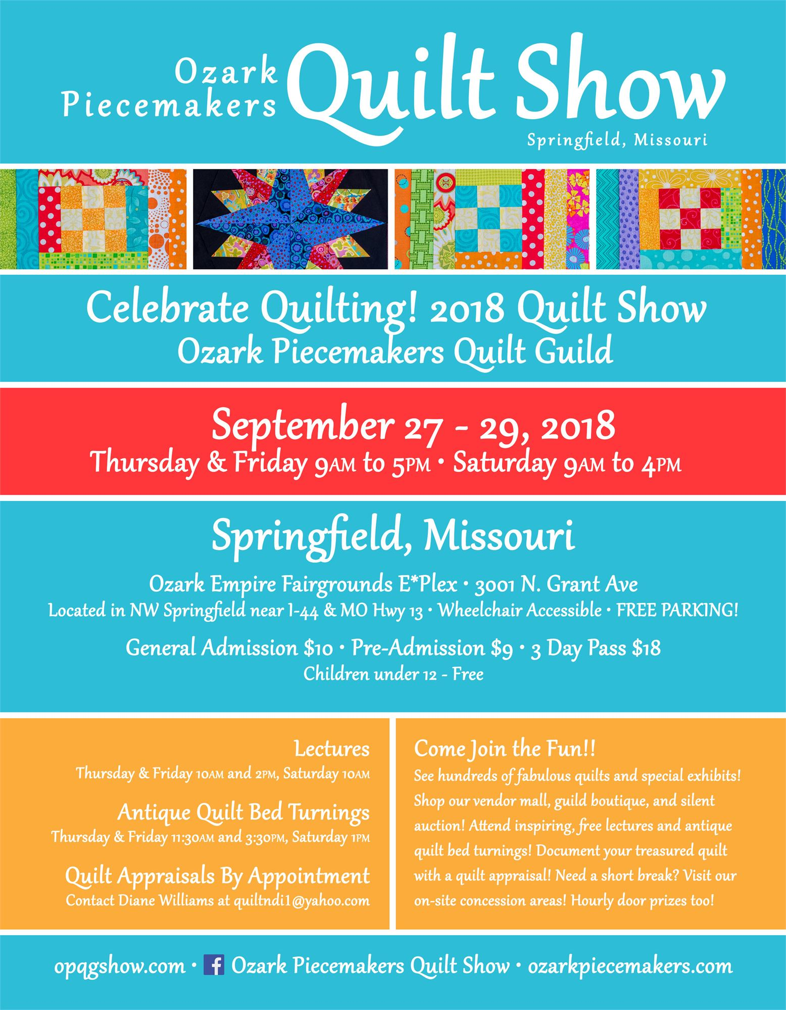 Ozarks Piecemakers Quilt Guild