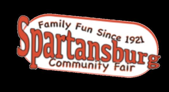Spartansburg Fair 2020.Spartansburg Community Fair