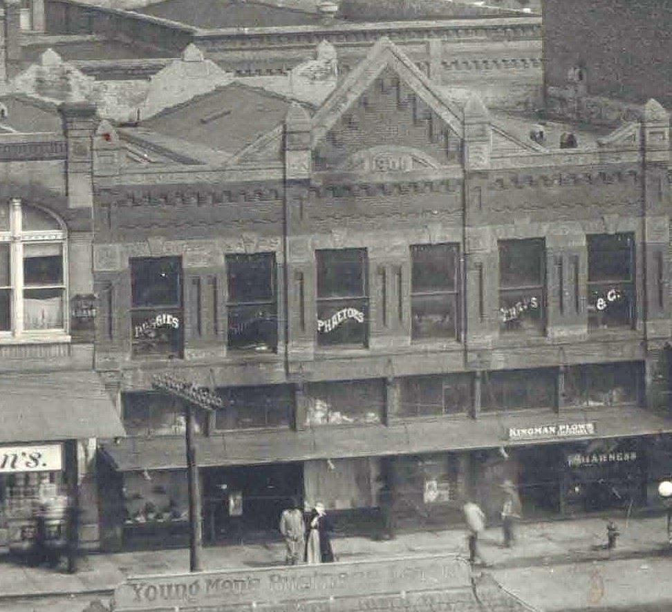 Studebaker Lucas Building - 1913