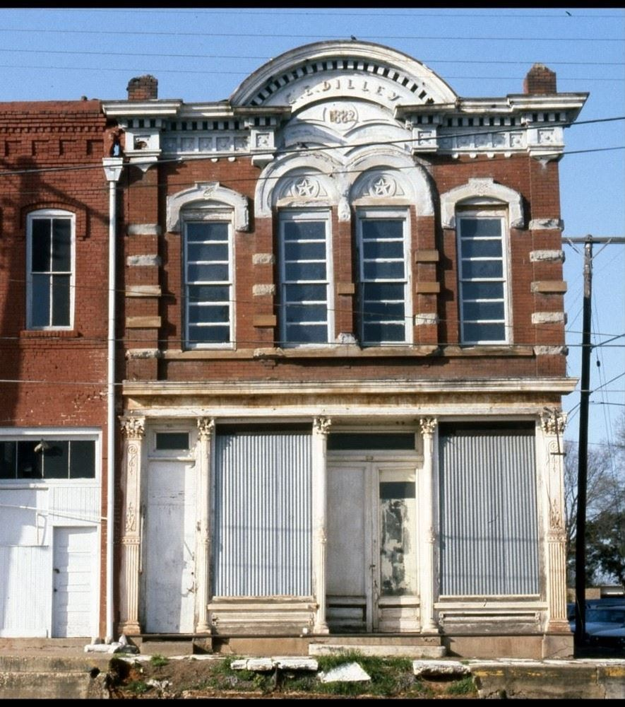 Dilley Building - 1992