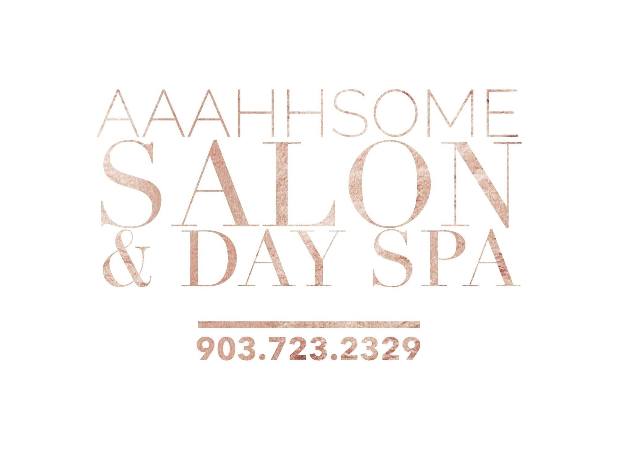 Aaahhsome Salon & Day Spa