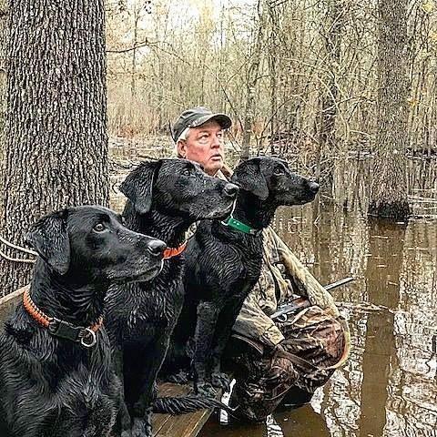 Big Woods On The Trinity