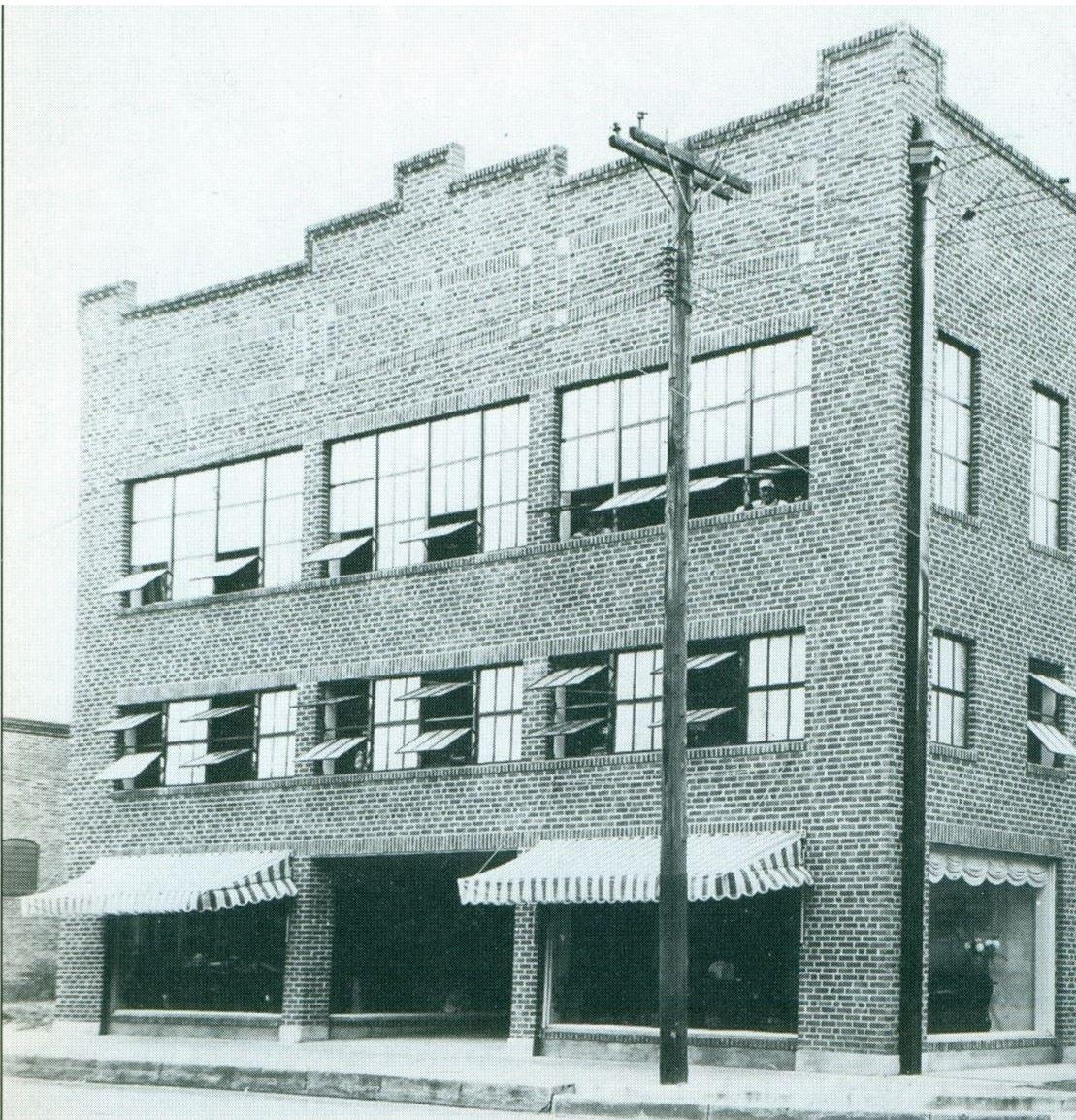 Denby Building