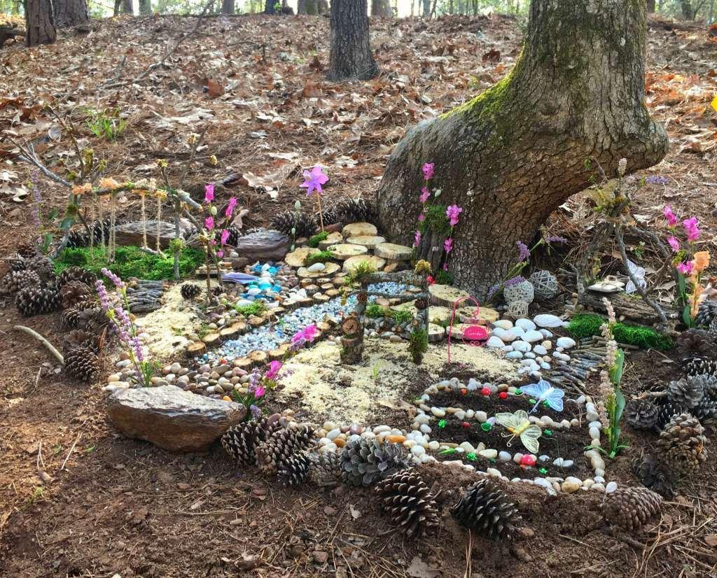 Fairy Garden Walks Davey Dogwood Park