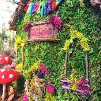 Fairy Garden School