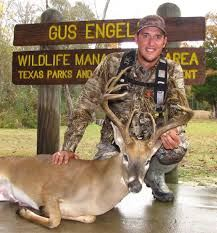 Gus Engeling Wildlife Management