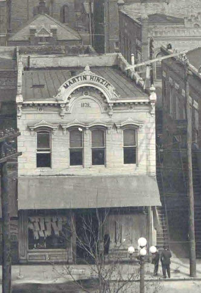 Hinzie Building