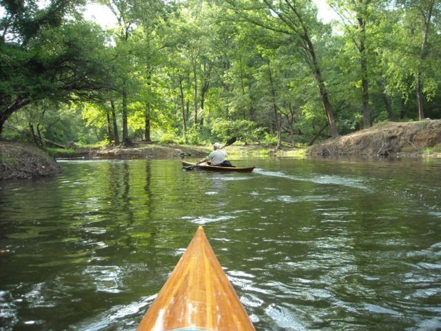 Neches Wilderness Canoe Race