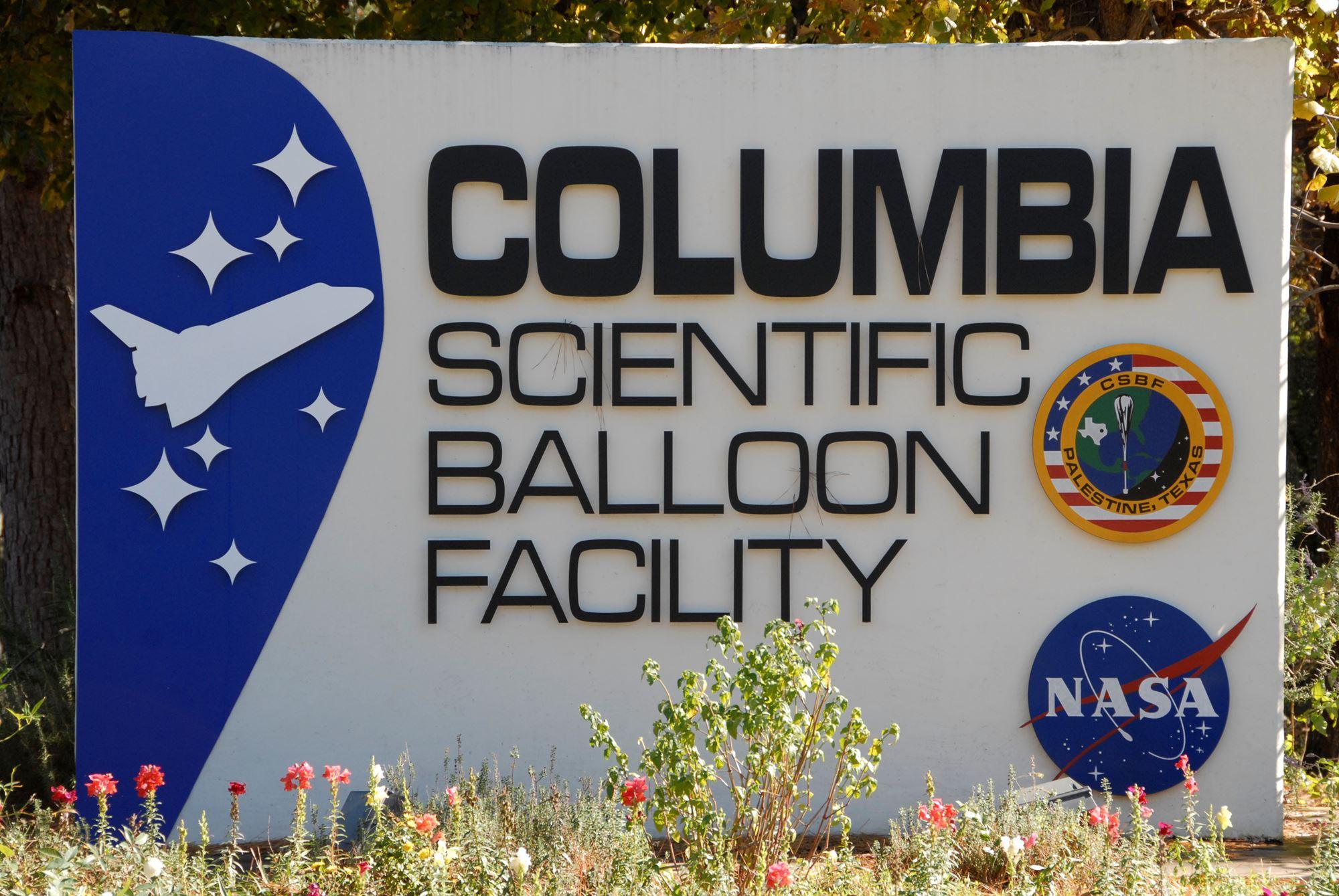 Columbia Scientific Balloon Facility