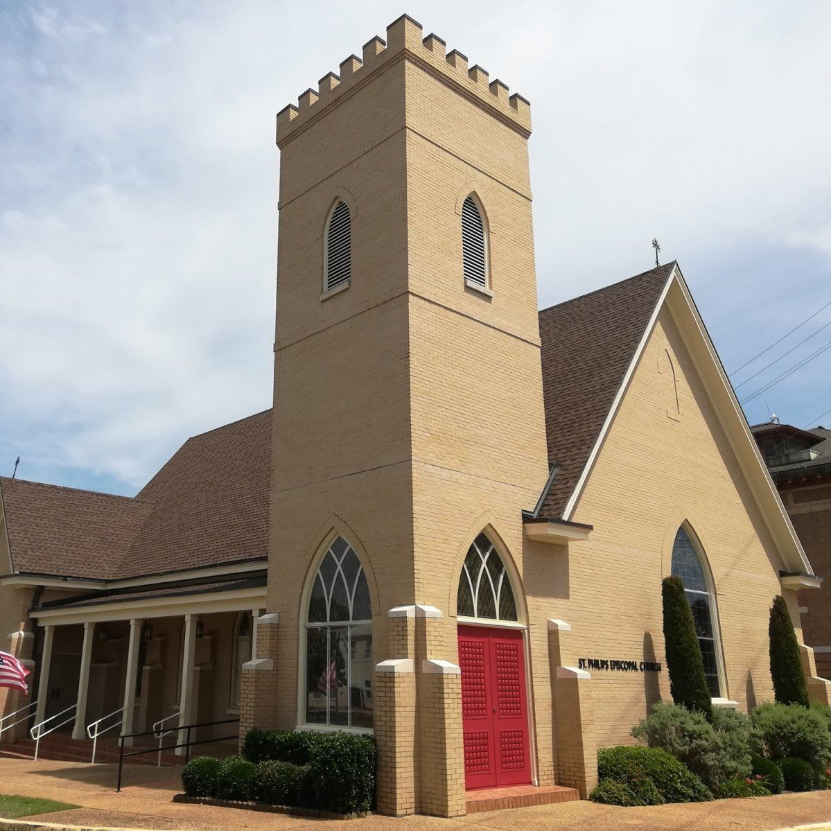 St Phiips Episcopal Church
