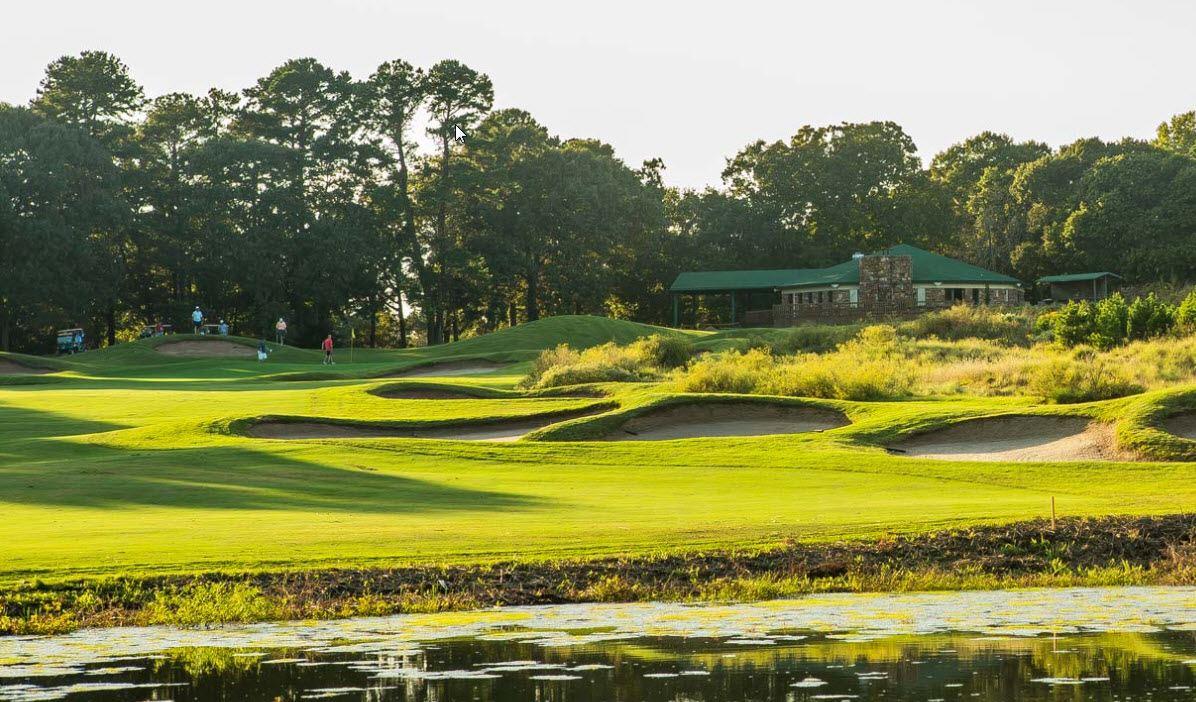 Pine Dunes Golf Course